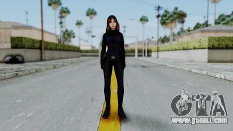 Marvel Future Fight Daisy Johnson v2 for GTA San Andreas second screenshot