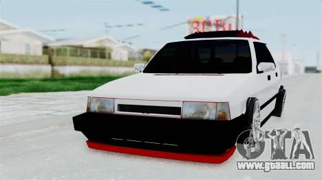 Tofas Sahin for GTA San Andreas
