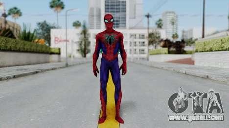 Marvel Future Fight Spider Man All New v1 for GTA San Andreas second screenshot