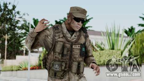 Crysis 2 US Soldier 3 Bodygroup A for GTA San Andreas