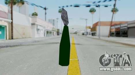 Vice City Molotov for GTA San Andreas second screenshot