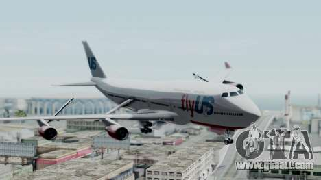GTA 5 Jumbo Jet v1.0 FlyUS for GTA San Andreas