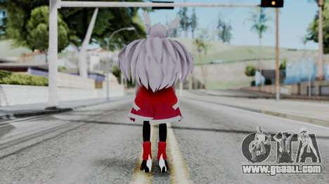 Fresh Precure Cure Passion for GTA San Andreas third screenshot
