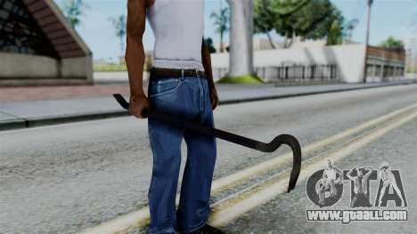 No More Room in Hell - Crowbar for GTA San Andreas