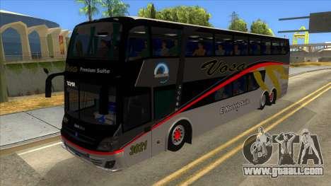 Troyano Calixto IV Vosa 3021 for GTA San Andreas