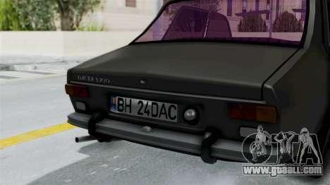 Dacia 1300 Edition[RC] for GTA San Andreas back view