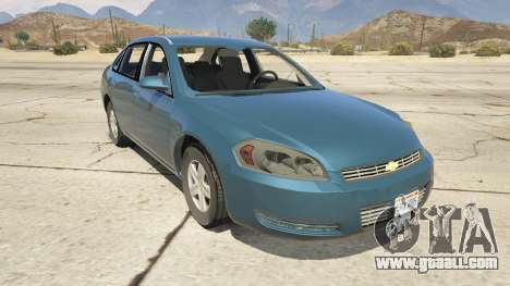 Chevrolet Impala for GTA 5
