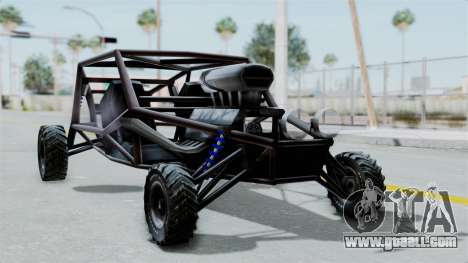 Augmented Blade for GTA San Andreas