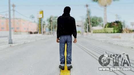 Mafia 2 - Vito Scaletta Renegade Black for GTA San Andreas third screenshot