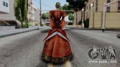 Girl Skin 5 for GTA San Andreas third screenshot