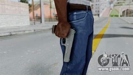 GTA 5 Pistol .50 for GTA San Andreas