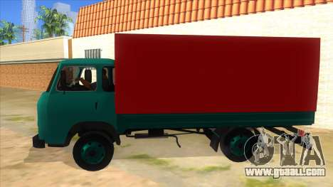 TAM 80 T50 1990 for GTA San Andreas left view