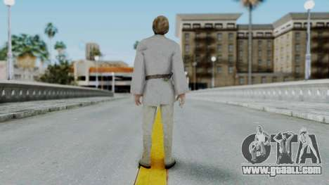 SWTFU - Luke Skywalker Tattoine Outfit for GTA San Andreas third screenshot