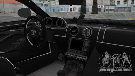 GTA 5 Truffade Adder v2 IVF for GTA San Andreas right view