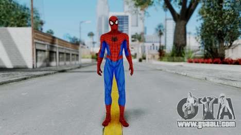 Amazing Spider-Man Comic Version for GTA San Andreas second screenshot