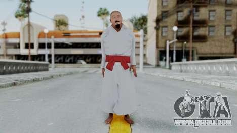 WWE Mr Fuji for GTA San Andreas second screenshot