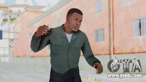 GTA 5 Franklin Clinton for GTA San Andreas