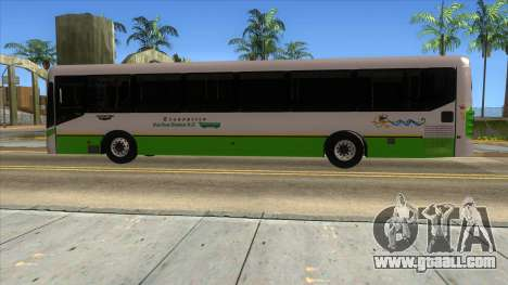 Metalpar Iguazu MB-1718 LINEA 383 for GTA San Andreas