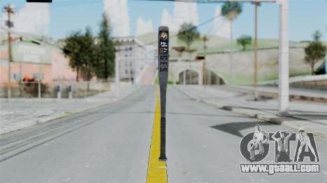 GTA 5 Baseball Bat for GTA San Andreas second screenshot