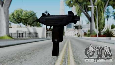GTA 3 Uzi for GTA San Andreas second screenshot