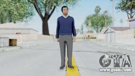 GTA 5 Michael De Santa for GTA San Andreas second screenshot