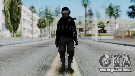 Serbian Zandarmerija v2 for GTA San Andreas second screenshot