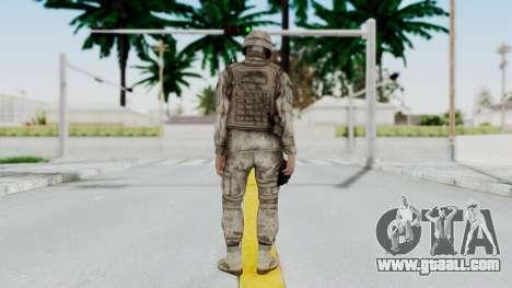 Crysis 2 US Soldier 4 Bodygroup A for GTA San Andreas third screenshot