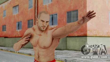 Ant Cesaro for GTA San Andreas