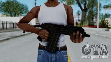 9A-91 Ironsight for GTA San Andreas