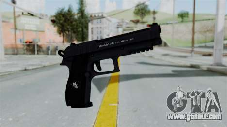GTA 5 Pistol for GTA San Andreas