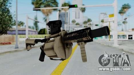 Arma OA Grenade Launcher for GTA San Andreas