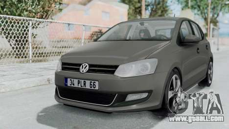 Volkswagen Polo 6R 1.4 HQLM for GTA San Andreas