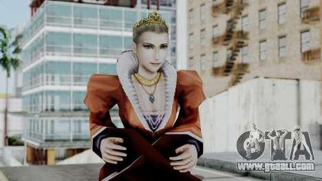 Girl Skin 5 for GTA San Andreas