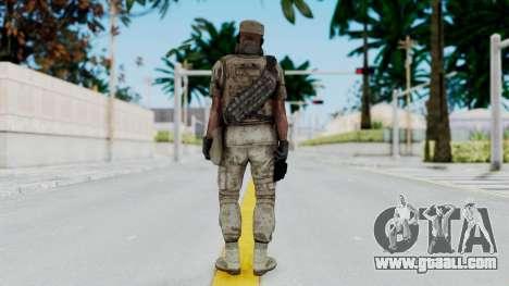 Crysis 2 US Soldier 5 Bodygroup B for GTA San Andreas third screenshot