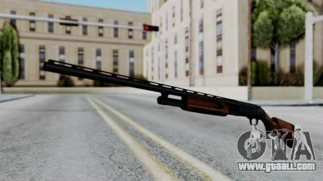 No More Room in Hell - Mossberg 500A for GTA San Andreas