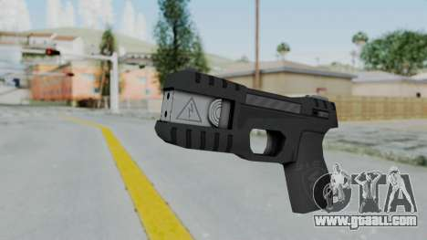 GTA 5 Stun Gun - Misterix 4 Weapons for GTA San Andreas second screenshot