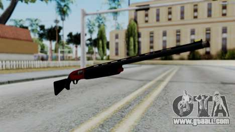 No More Room in Hell - Winchester Super X3 for GTA San Andreas second screenshot