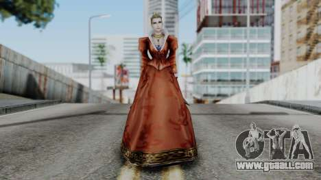 Girl Skin 5 for GTA San Andreas second screenshot