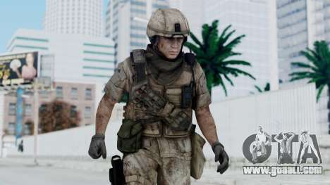 Crysis 2 US Soldier 3 Bodygroup B for GTA San Andreas