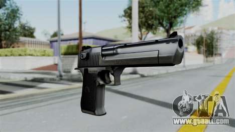 GTA 5 Desert Eagle for GTA San Andreas second screenshot
