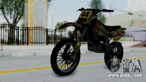 GTA 5 Shrewsbury Sanchez for GTA San Andreas