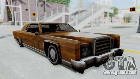 Vinyl Rust for Remington for GTA San Andreas