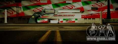 Iranian ammunation for GTA San Andreas