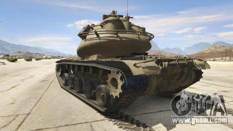 M103 for GTA 5