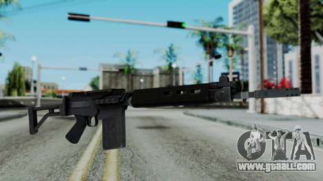 Arma 2 FN-FAL for GTA San Andreas