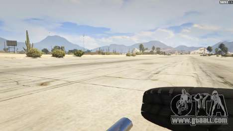 GTA 5 Mefist 1.2 right side view