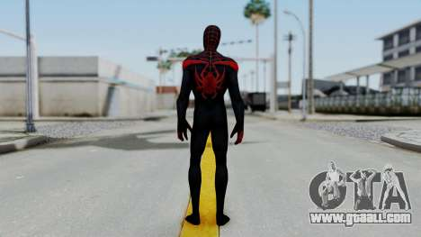 Marvel Future Fight Spider Man Miles v1 for GTA San Andreas third screenshot