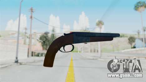 Double Barrel Shotgun from Lowriders CC for GTA San Andreas second screenshot