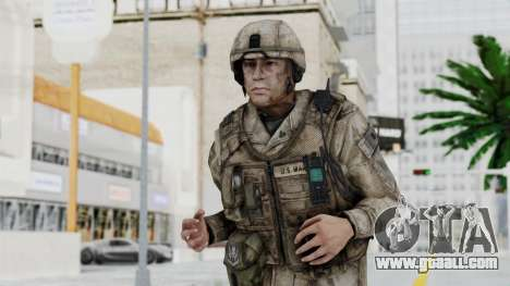 Crysis 2 US Soldier 4 Bodygroup A for GTA San Andreas