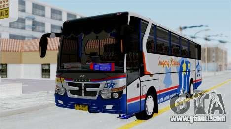 Laksana Legacy Hino AK8 Sugeng Livery for GTA San Andreas